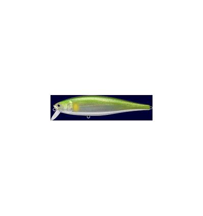 Vobleris LUCKY CRAFT SW POINTER 128 SR Aurora Green Shad